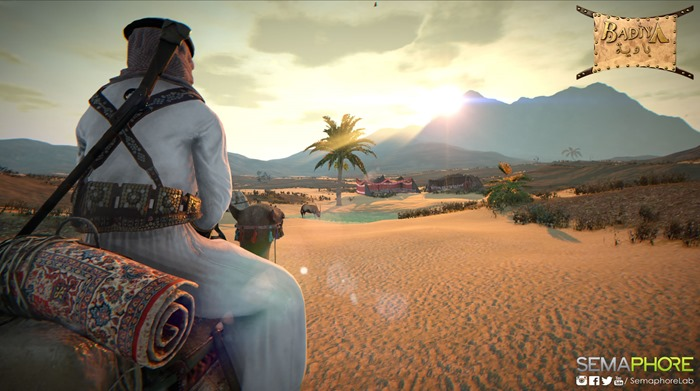 Saudi Arabian survival sim Badiya coming to PC, PS4, Xbox One