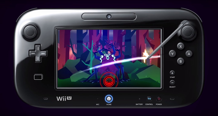 Severed Wii U screenshot