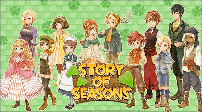 Story of Seasons same-sex relationships