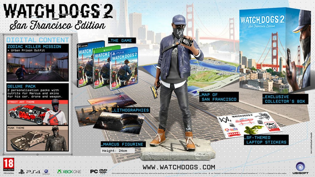 Watch Dogs 2 Officially Revealed, Stars Black Protagonist