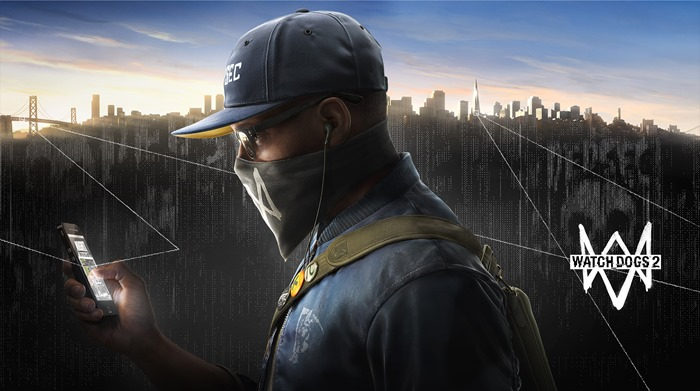 Watch Dogs 2 wallpaper Marcus Holloway