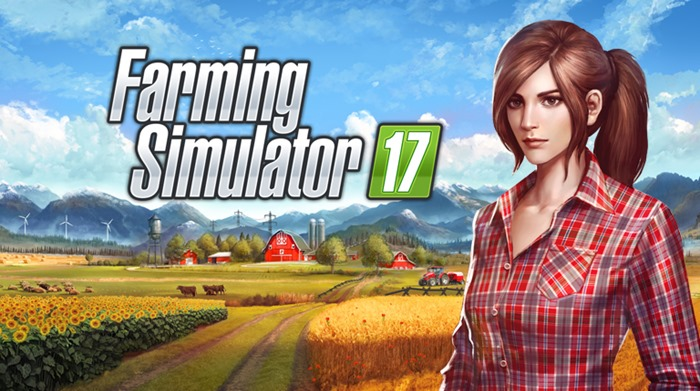 Farming Simulator 17 female characters