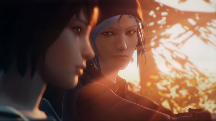 Life is Strange screenshot Max Chloe