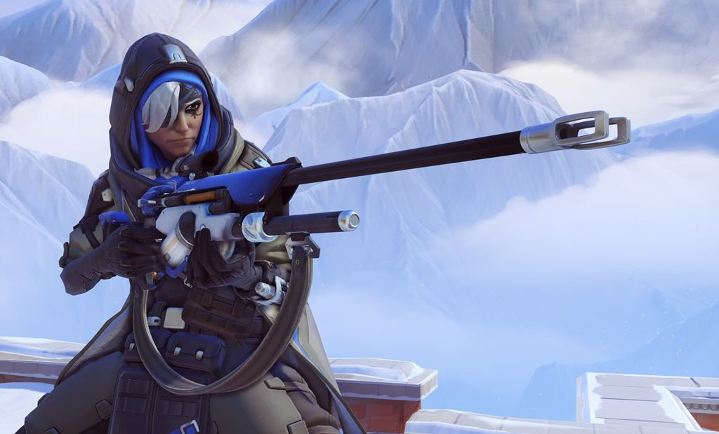 Overwatch Ana Amari screenshot