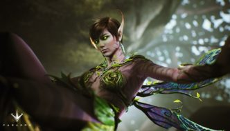 Paragon Introduces New Female Character, 'The Fey'