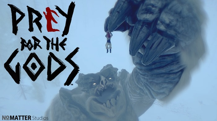 Prey for the Gods Kickstarter, PS4 and Xbox One release