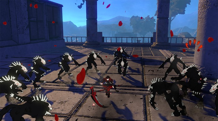 RWBY Grimm Eclipse leaves Steam Early Access