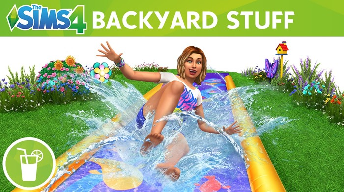 The Sims 4 Backyard Stuff announced
