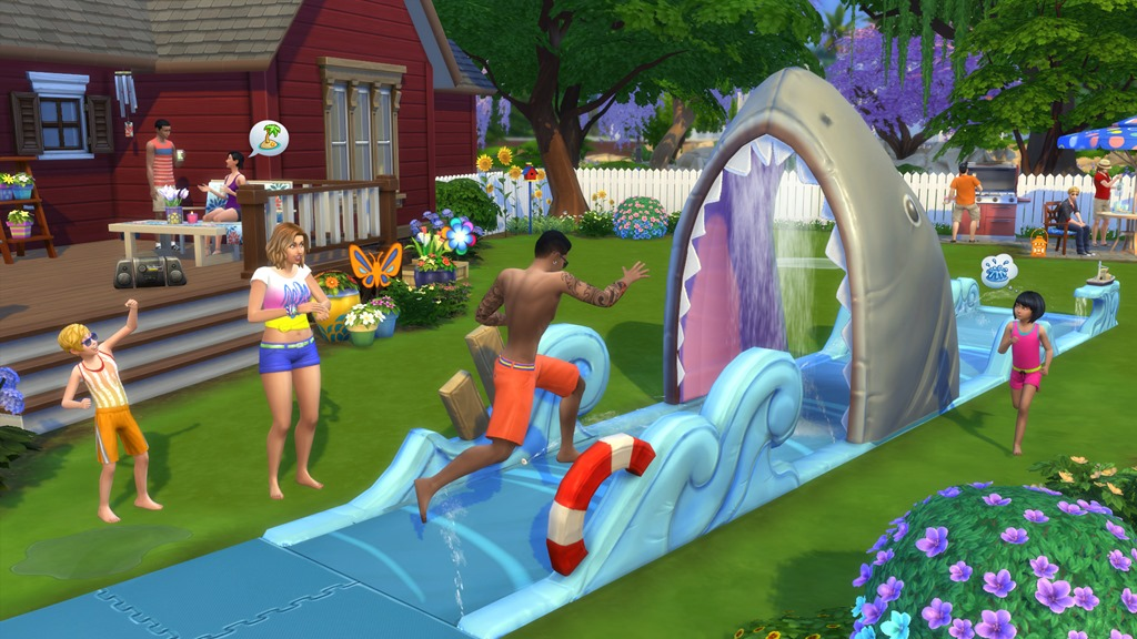 the sims 4 backyard stuff announced summer gameplay decor items