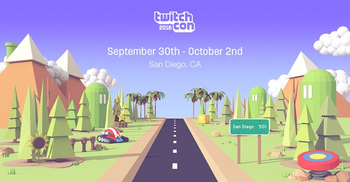 TwitchCon 2016 panels LGBT streamers, people of colour