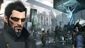 Deus Ex: Mankind Divided Launch Reignites Aug Lives Matter Controversy