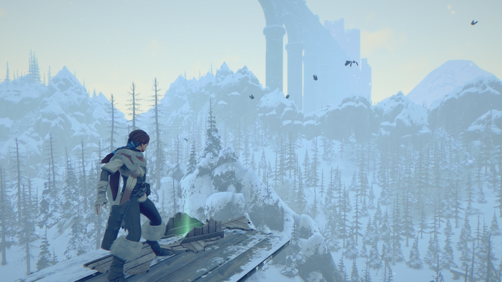 Prey for the Gods game screenshot