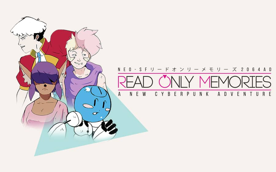 Read Only Memories PS4 release date
