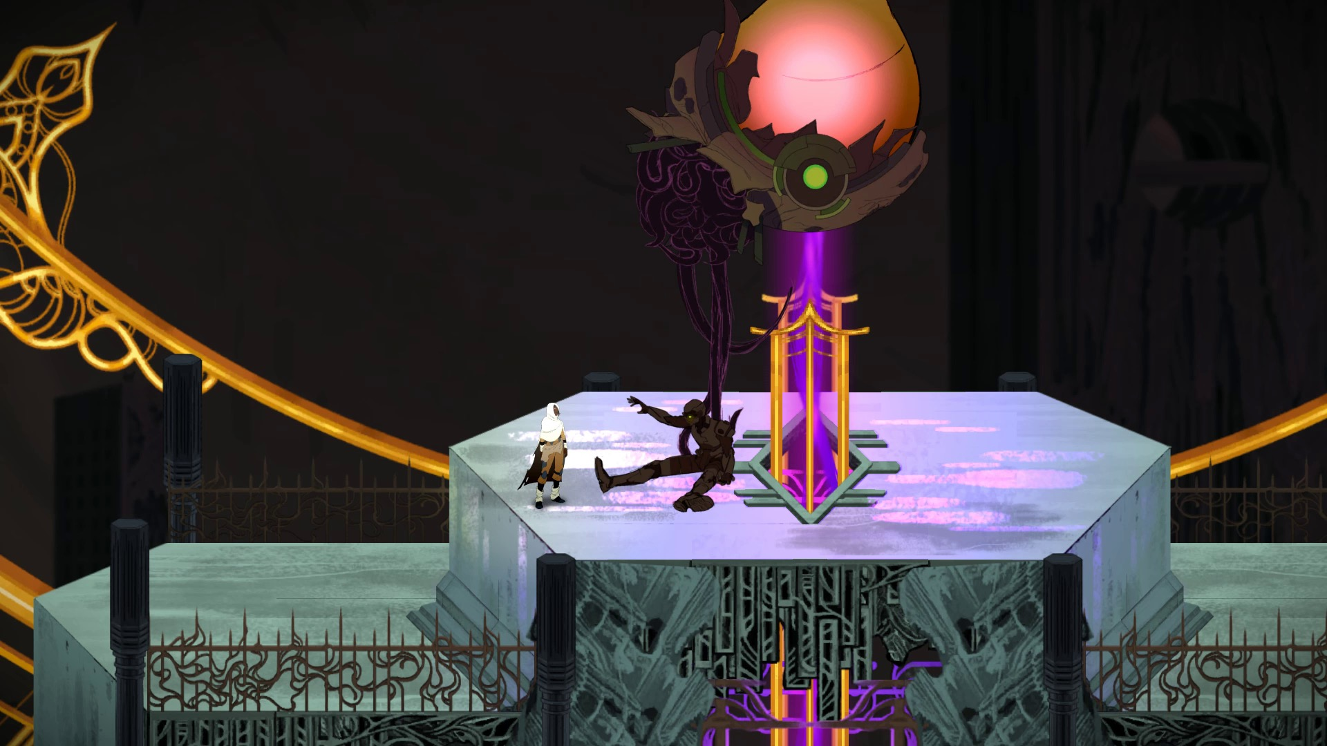 Sundered game influenced by Left 4 Dead and Diablo 2