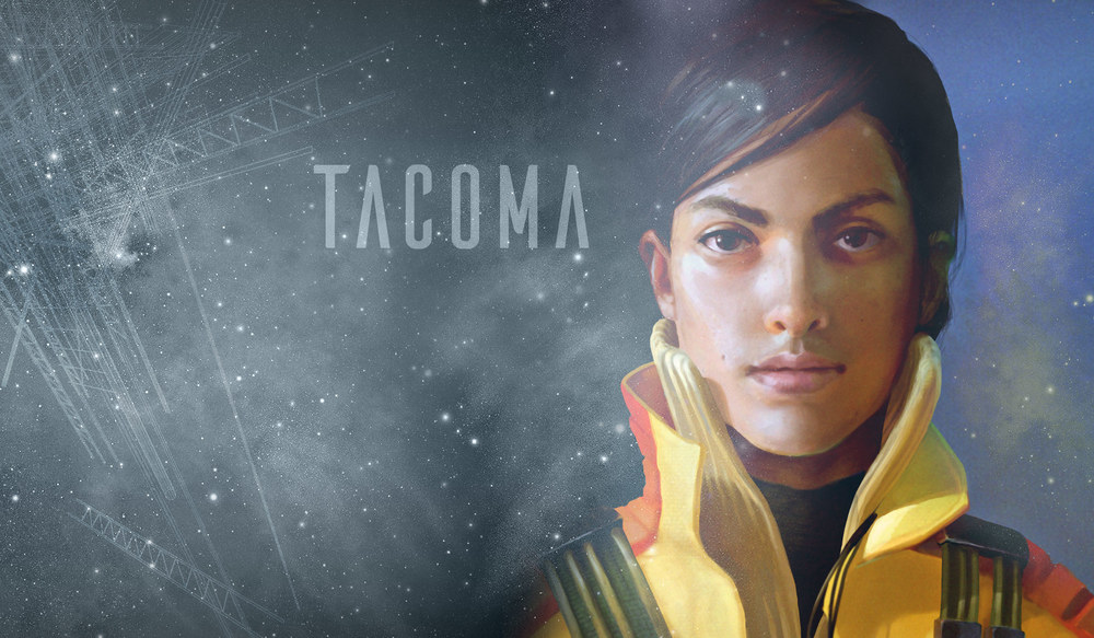 Tacoma game female protagonist