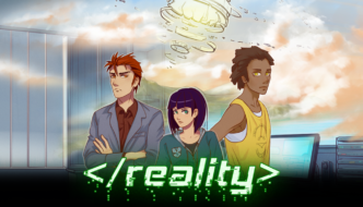 Visual Novel 'reality' is a VR Gaming Thriller Inspired by The Matrix