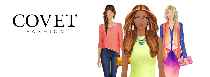 Covet Fashion styling game free to play