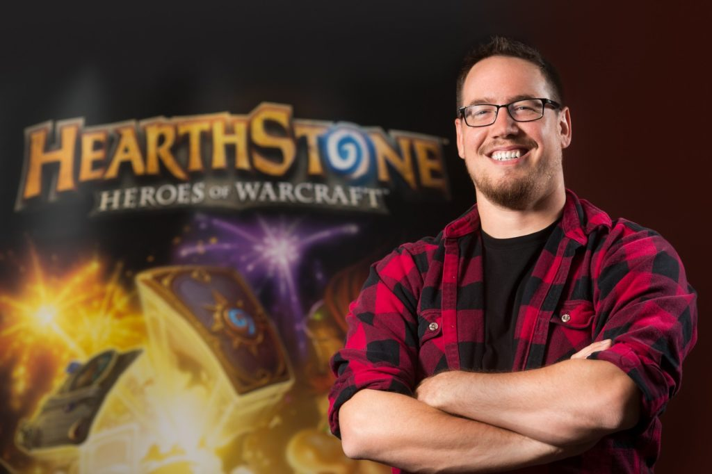 Hearthstone devs fear harassment Ben Brode