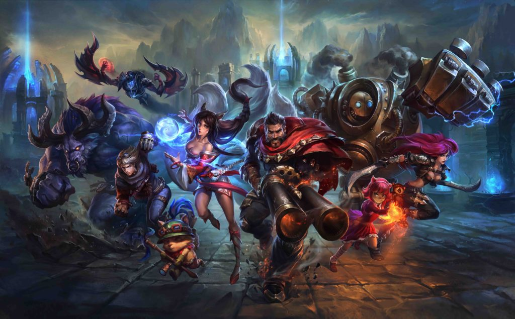 League of Legends pros opinions female players