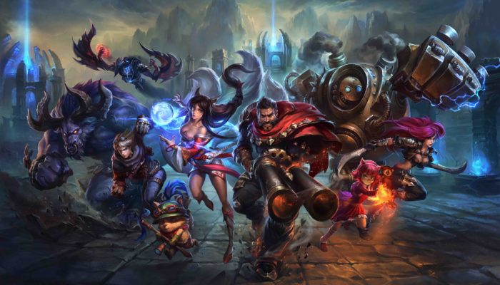 League of Legends Pros Voice Support for Female Players