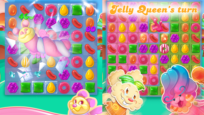 Candy Crush Jelly Saga King