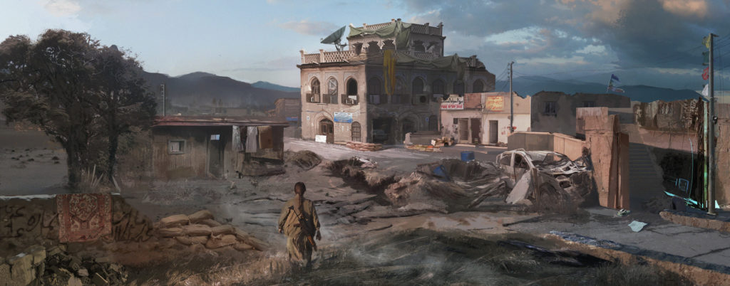 Insurgency Sandstorm announced PC, PS4 and Xbox One