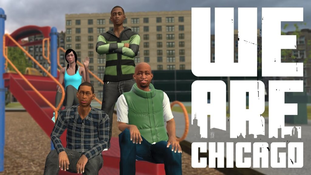 We Are Chicago game stereotypes about black people