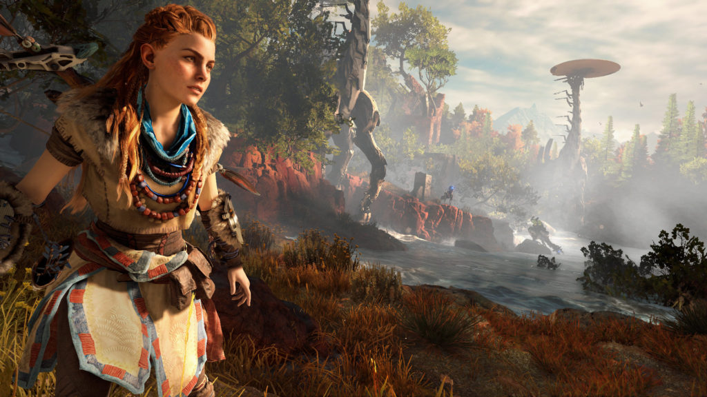 Horizon Zero Dawn sells 2.6 million story DLC