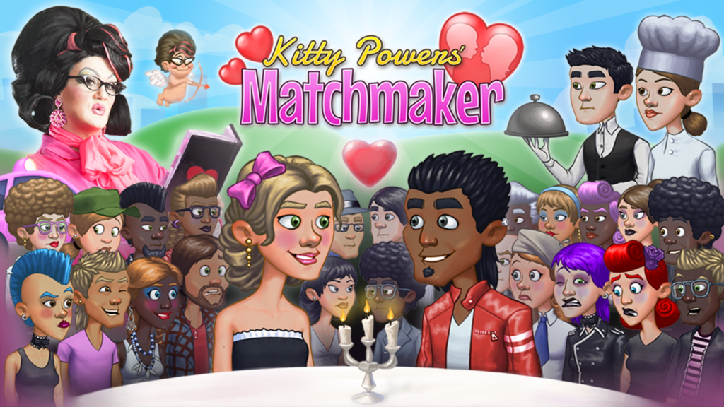 Kitty Powers' Matchmaker Xbox One release date