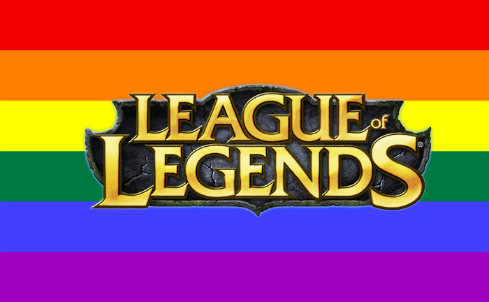 League of Legends LGBT character