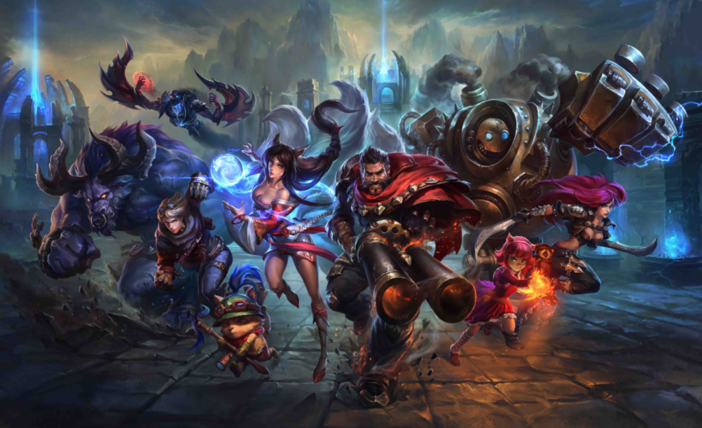 Character Design League Of Legends : League of legends designer defends gay character plans j