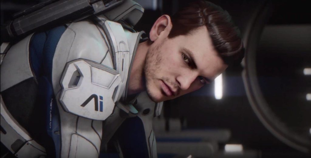 Mass Effect Andromeda gay romance controversy