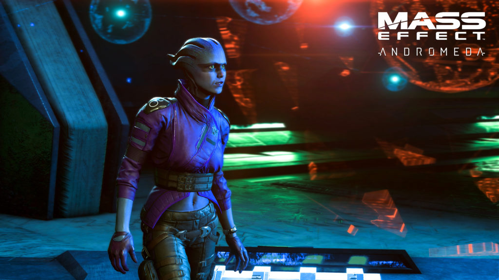 Mass Effect Andromeda romance trophy