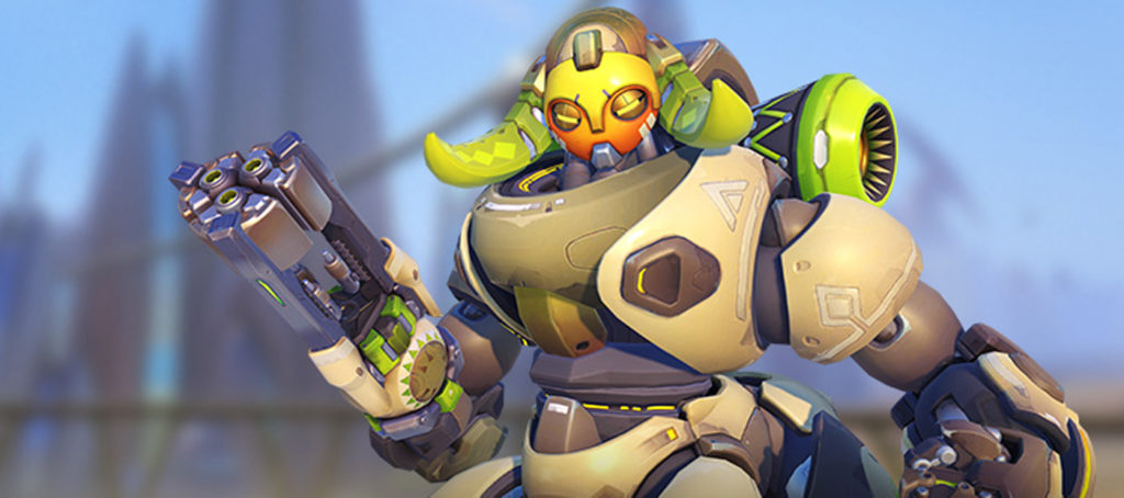 Overwatch Orisa Blizzard female character criticism