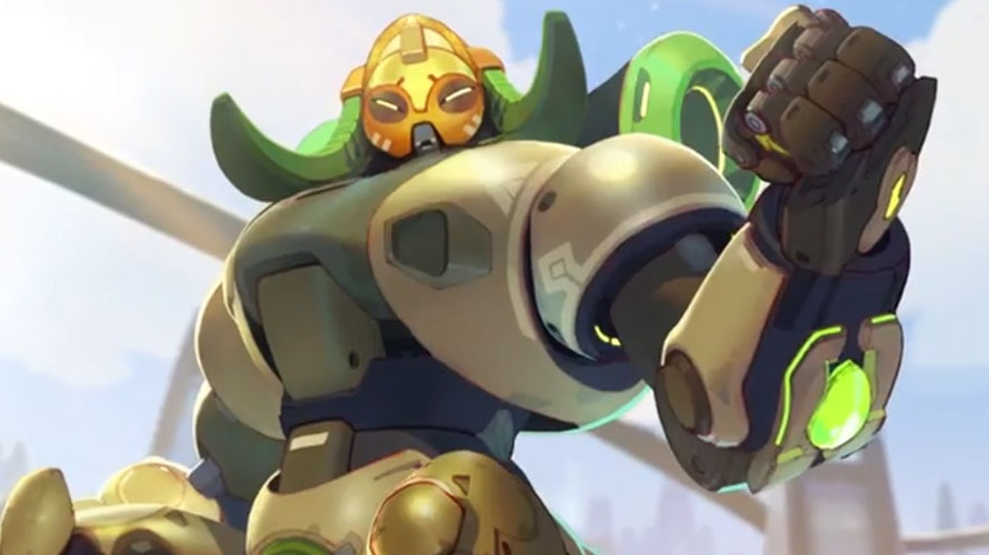 Overwatch new character Orisa
