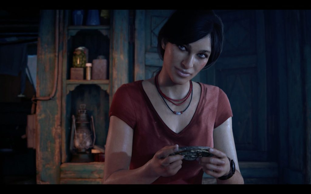 Uncharted The Lost Legacy Chloe screenshot