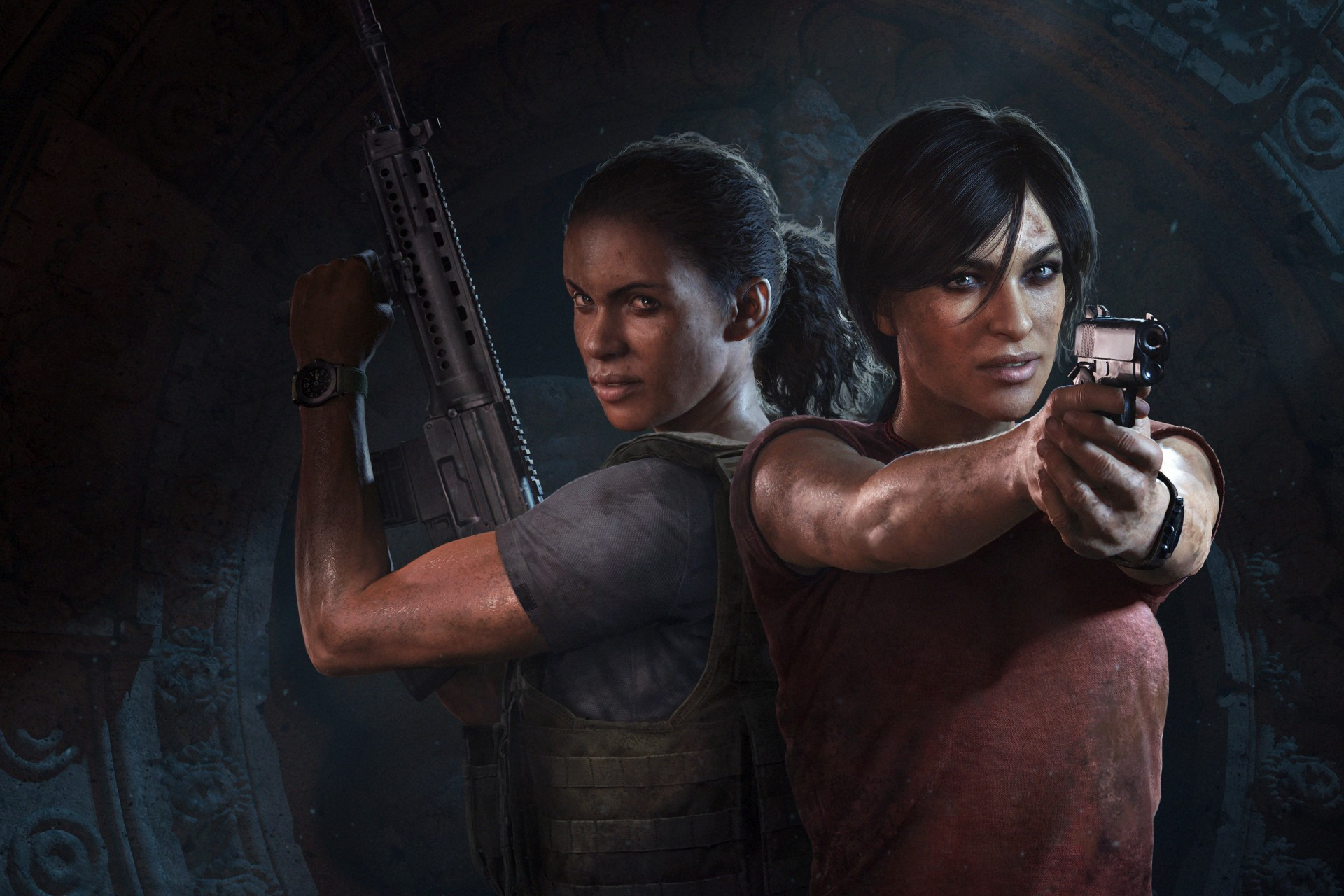 Uncharted The Lost Legacy female protagonists inclusive games