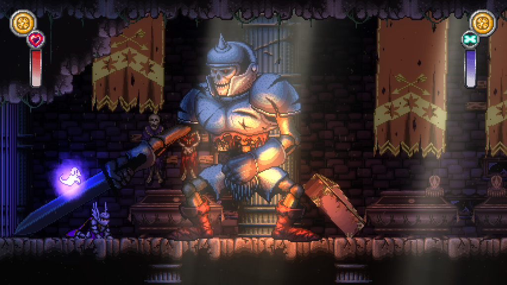 Battle Princess Madelyn female hero genre tropes