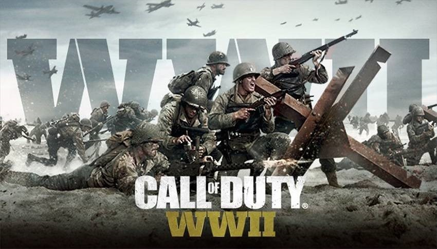 Call of Duty WW2 playable female characters
