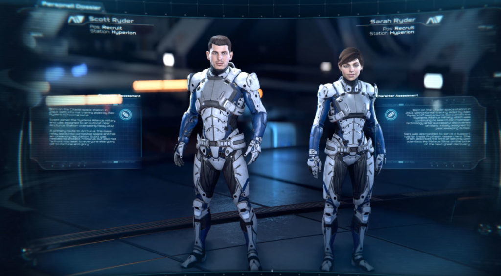 Mass Effect Andromeda patch gay romance trans character