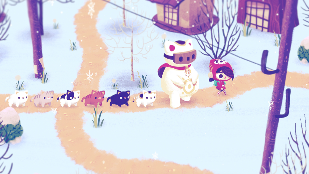 Mineko's Night Market Nintendo Switch release possible