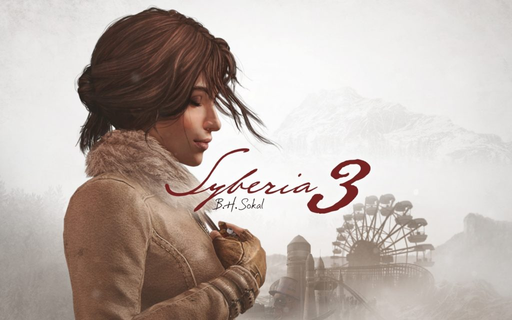 Syberia 3 launch trailer release