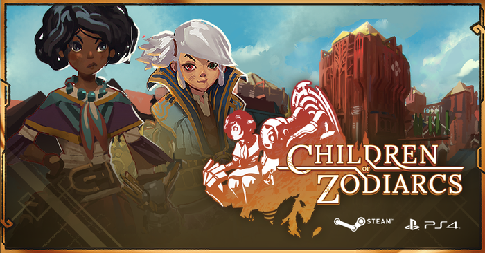 Children of Zodiarcs release date PC PS4