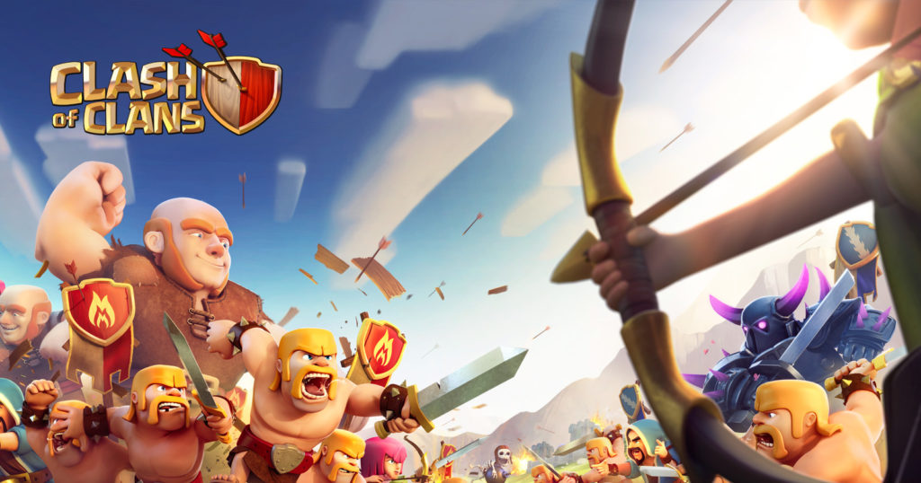 Clash of Clans popularity