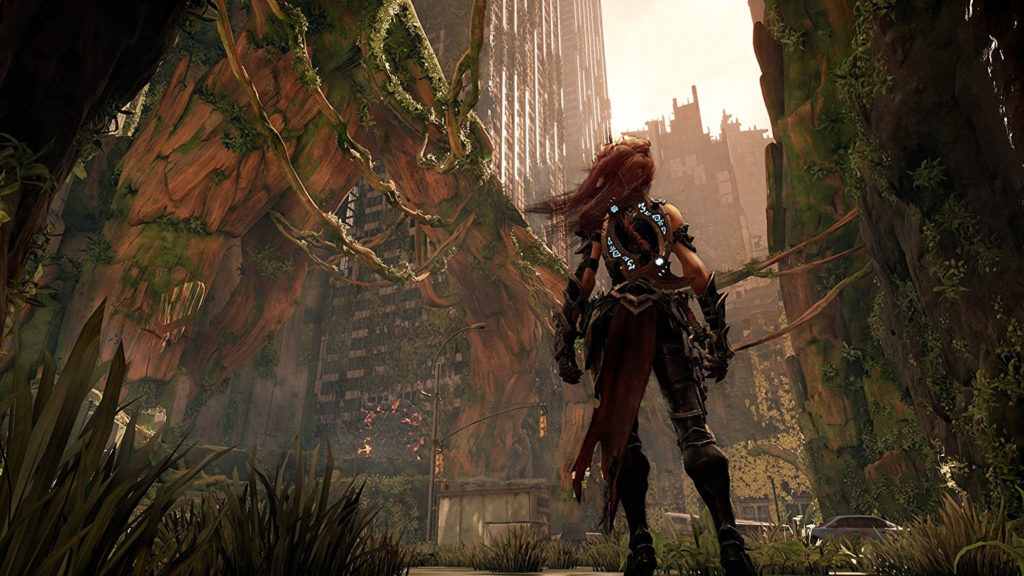 Darksiders 3 announced for PC PS4 Xbox One