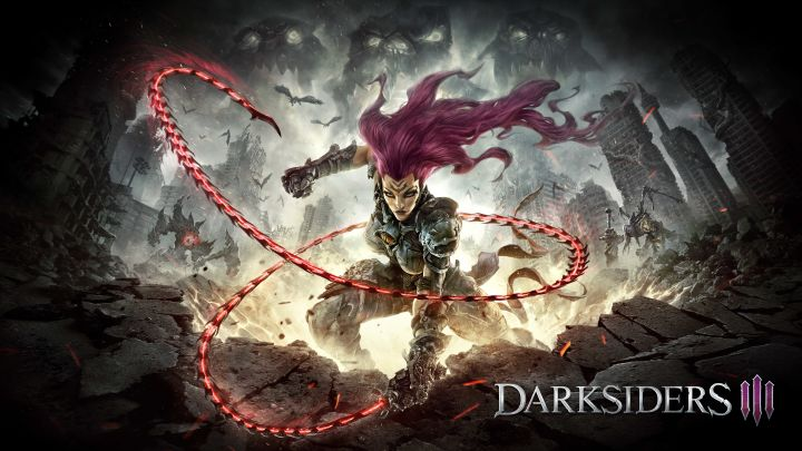 Darksiders 3 female protagonist Fury