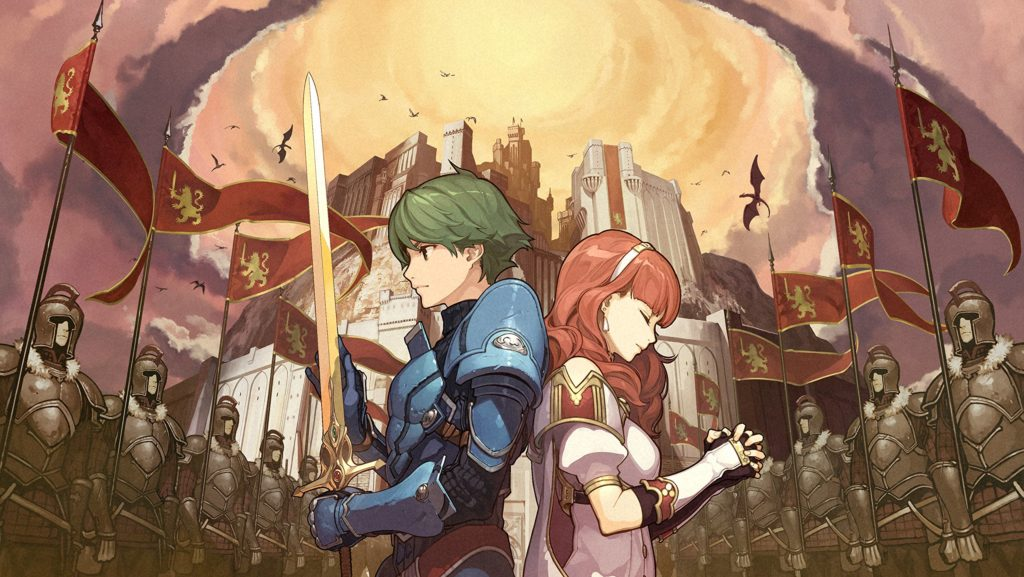 Fire Emblem Echoes Shadow of Valentia gay character
