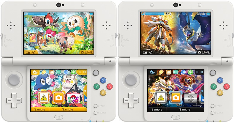 Pokemon Sun and Moon 3DS