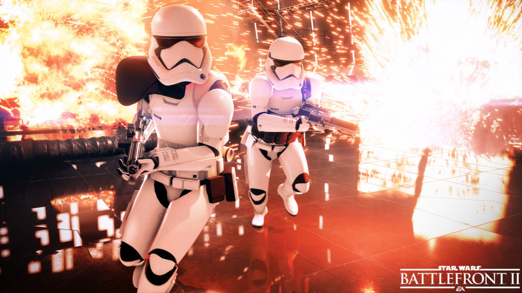 Star Wars Battlefront 2 trailer story gameplay tease