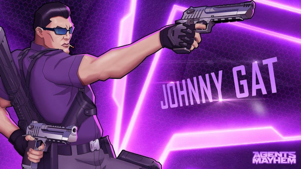 Agents of Mayhem more Saints Row characters